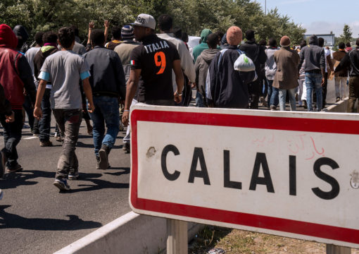 FRANCE-BRITAIN-MIGRANTS