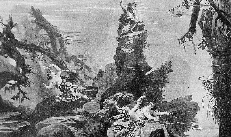 Traité  d'AIX La Chapelle 800px-Bühnenbildentwurf_Rheingold-800x475