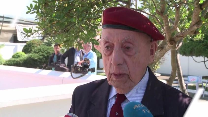 Colonel Jacques Allaire : « Je ne regrette pas d'avoir fait Ðiện Biên Phủ ; 65 ans après, ce sont les morts que je regrette ! » Allaire-845x475