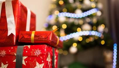 Cadeaux Noël sapin