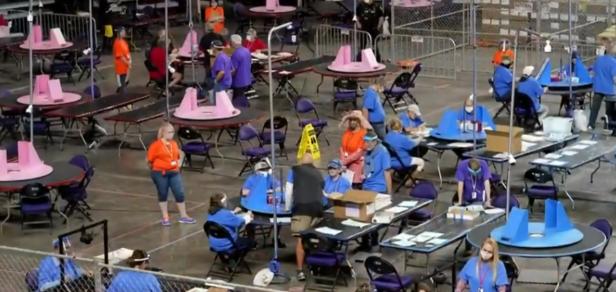 Élections américaines 2020 : un point sur l'audit de Maricopa, en Arizona